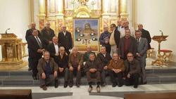 Antiguos alumnos de La Salle homenajean en Lorca a Beatos Hermanos Mártires