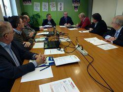Reunión del Consejo Coordinador
