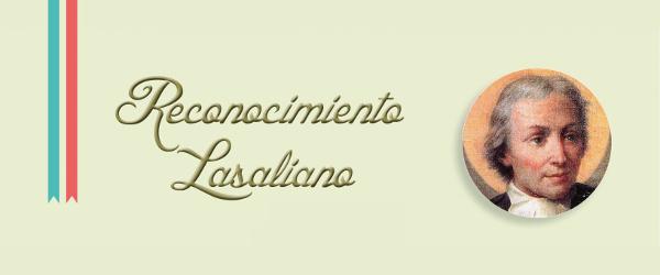 Reconocimiento Lasaliano 2017 – José Miguel Suárez Pérez