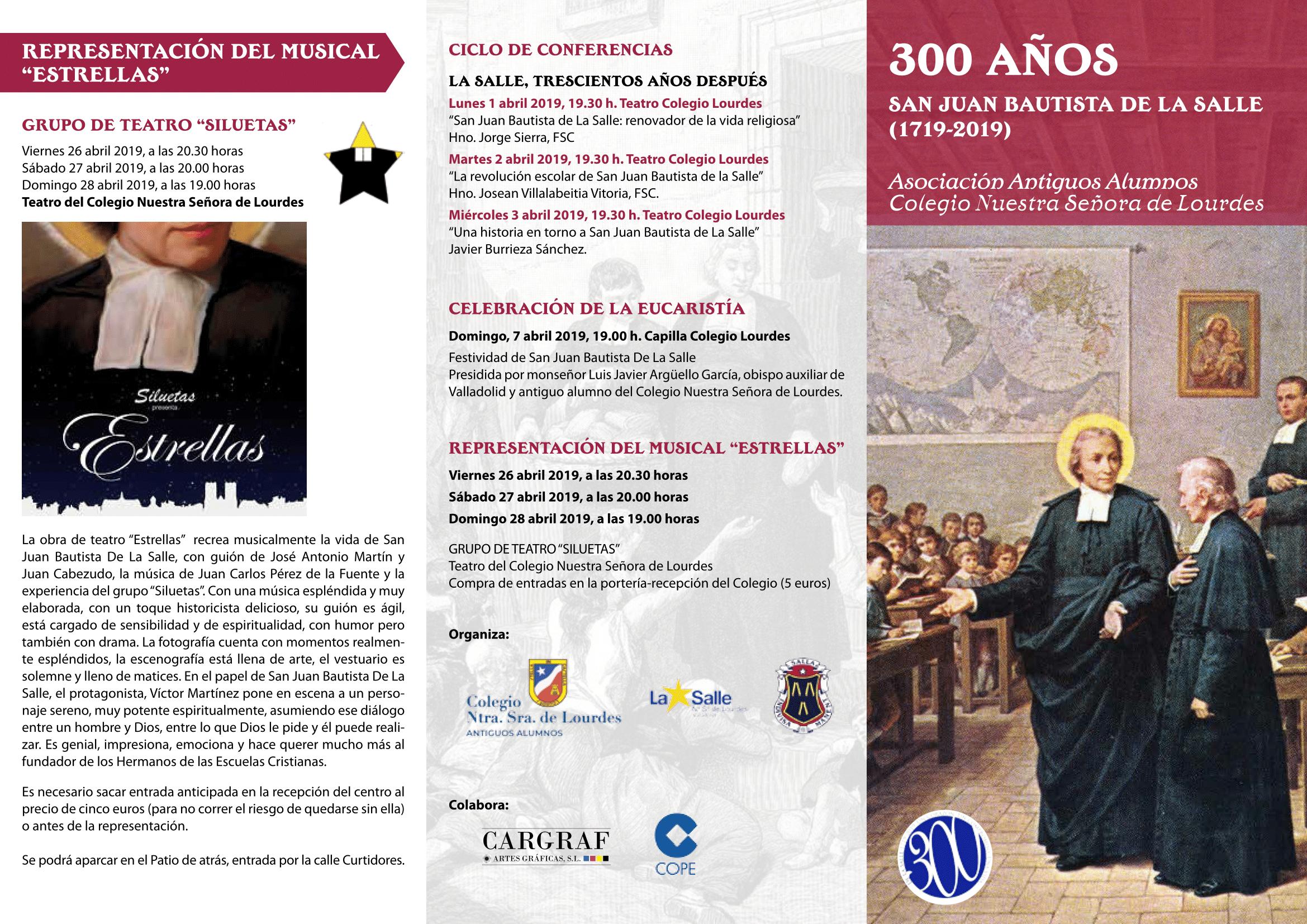 300A  en Valladolid -Colegio Lourdes