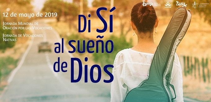 DI SI AL SUEÑO DE DIOS